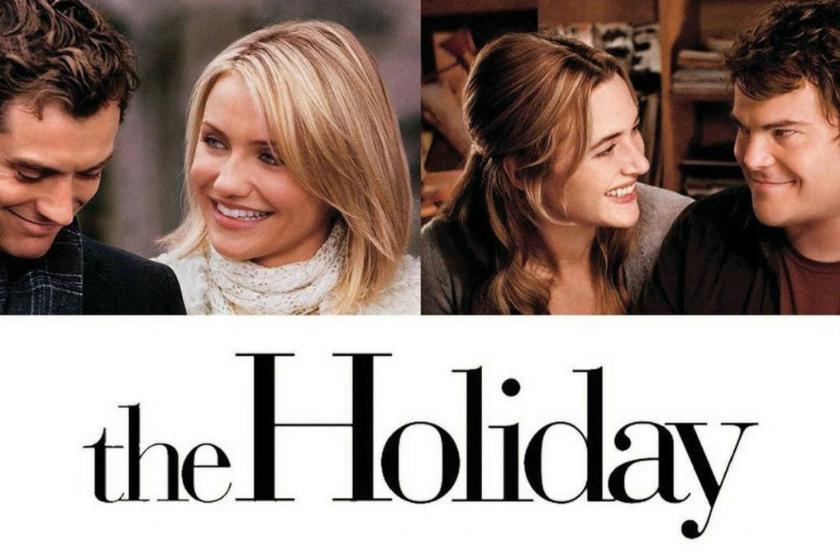 vakantie, kerstfilm, romantische film, romantische komedie, kerstvakantie, huizenruil