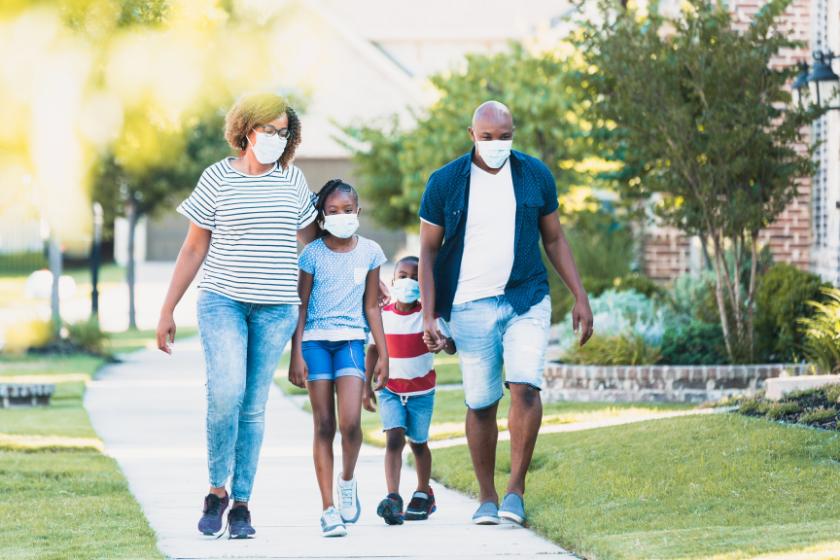 HomeExchange-huizenruil ontdekkingen met hen gezin